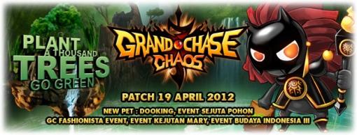 Update Grand Chase 19 Maret 2012